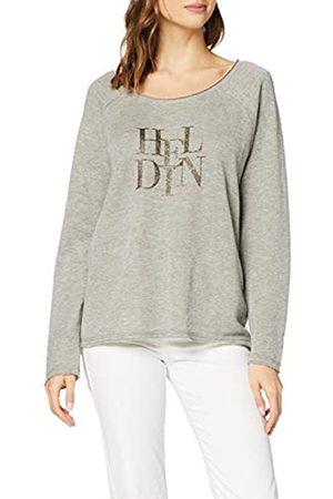 Herrlicher Women's Freyja Sweat Glitter Sweatshirt