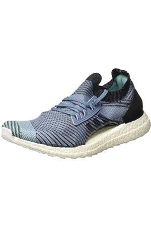 adidas Women's Ultraboost X Training Shoes, (Rawgre/Carbon/Legink Rawgre/Carbon/Legink)