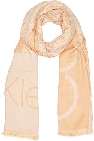Calvin Klein Women's K60K606081 Scarf, Hat & Glove Set