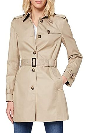 Tommy Hilfiger Women's HERITAGE SINGLE BREASTED TRENCH Trench Long Sleeve Coat