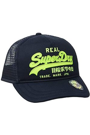 Superdry Men's Vintage Logo Trucker Baseball Cap