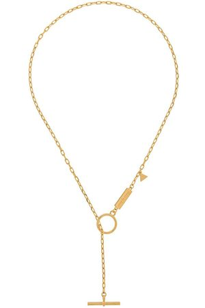 Coup De Coeur Women Necklaces - T-bar chain necklace