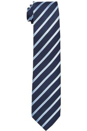 G.O.L. Boy's Krawatte, Diagonal-Stripe 9948605 Necktie, -Blau (Navy 1)