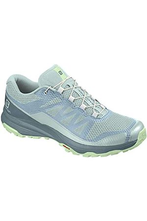 Salomon Women's Trail Running Shoes, XA DISCOVERY W, Colour: Turquoise (Icy Morn/Hydro./Patina )