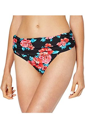 Pour Moi Women's Reef Foldover Brief Bikini Bottoms