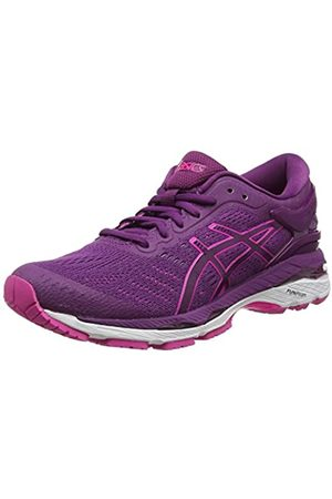 Asics Women's Gel-Kayano 24 Running Shoes, (Prune/ Glow/ )