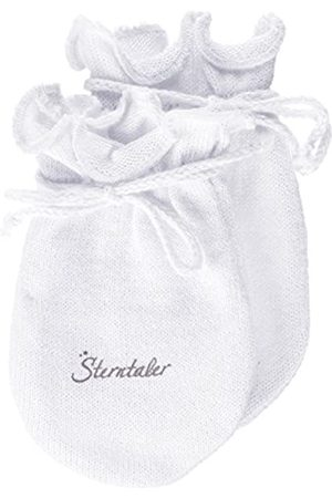 Sterntaler Scratch Mittens for Babies in Jersey, Age: 0-6 Months, Size: 0