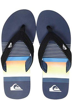 Quiksilver Men's Molokai Layback Beach & Pool Shoes, ( / Xkbk)