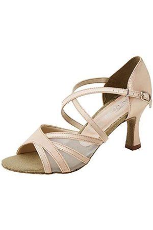 So Danca Women's Bl162 Ballroom & Latin Shoes, (Champagne /Champagne)