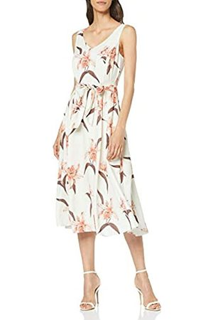 Dorothy Perkins Women's Strappy FIT and Flare Party Dress