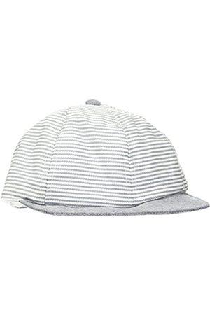Melton Baby Boys' Cap-Milky Stripes UV30