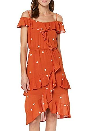 Koton Women's Sommerkleid Mit Punkten Party Dress