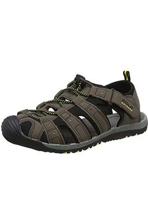 Gola Men's AMP648 Hiking Sandals, (Dark / /Sun TB)