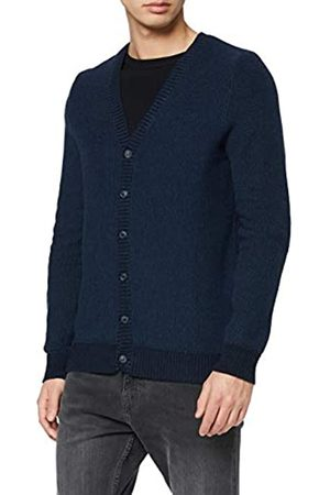 FIND Amazon Brand - Men's Cotton Cardigan, 3XL