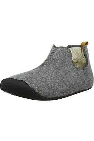Nordikas Men's Nix Open Back Slippers, (Gris)