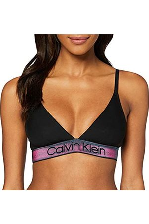 Calvin Klein Women's Unlined Triangle Bikini Top