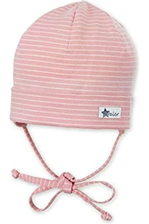 Sterntaler Baby Beanie hat with turn up (Rosa 702)