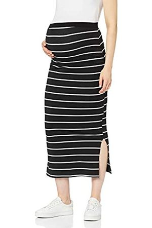 Dorothy Perkins Women's Maxi Skirt-Stripe