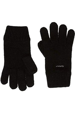 GANT Men's D1. Knitted Wool Gloves