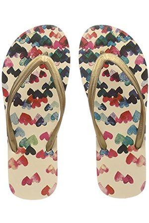 flip*flop Women's fliphearts, (Sombrero 8580)