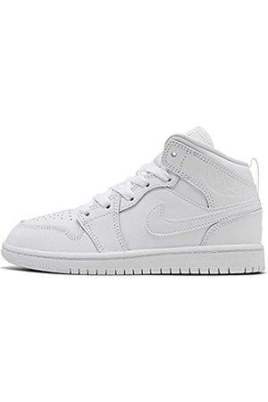 Nike Boys' Jordan 1 Mid (ps) Basketball Shoe, / /