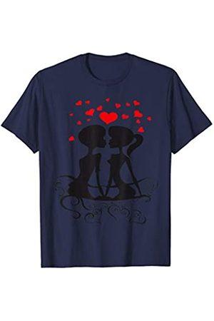 Love T Shirts Love Partner Gift Present Cute T-Shirt