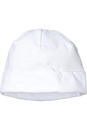Sterntaler Baby Beanie-Bonnet-Mixte Bébé, Blanc (weiß, 39