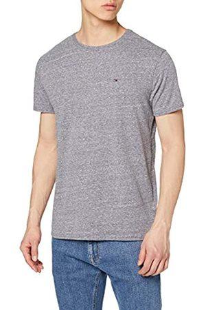 Tommy Hilfiger Men's Original Triblend Short Sleeve T-Shirt, Blue ( Iris 002)