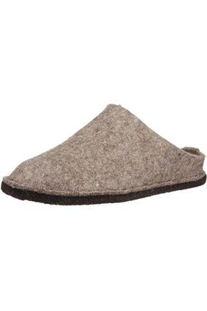 Haflinger Flair Soft, Unisex Adult Unlined Slippers, Beige (Beige (550 peat)