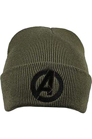 Marvel Men's Avengers Logo Beanie