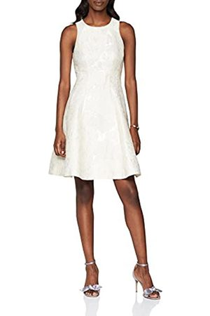 Coast Women's Tallia Party Dress, Off- (Cream)