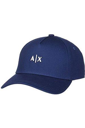 Armani Men's Hat Baseball Cap, (Navy/ -Navy/ 42235)