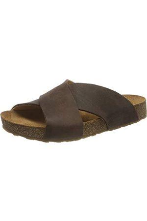 Haflinger Unisex Adults' Bio Mio T-Bar Sandals, ( 730)