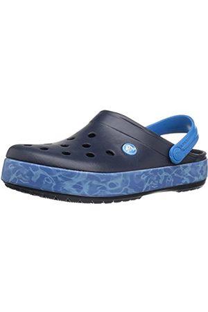 Crocs Unisex Adults' CbndGrphcClg Clogs, (Navy)