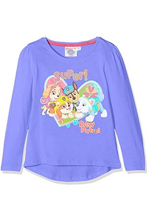 Nickelodeon Girl's Paw Patrol Mountain Rescue T-Shirt