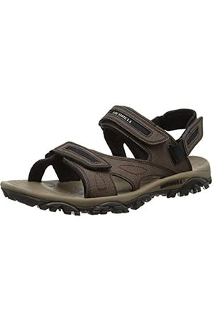Merrell Men's MOJAVE SANDAL Low Trekking and Walking Shoes Black Size: 14 UK