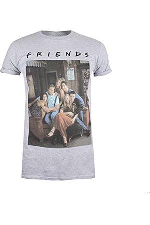 Friends Women's Characters T-Shirt, (Sports SPO)