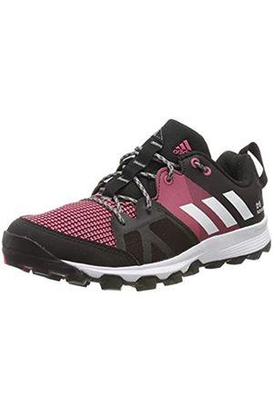 adidas Women's Kanadia 8 TR W Running Shoes, (Negbas/Ftwbla/Rosbah)