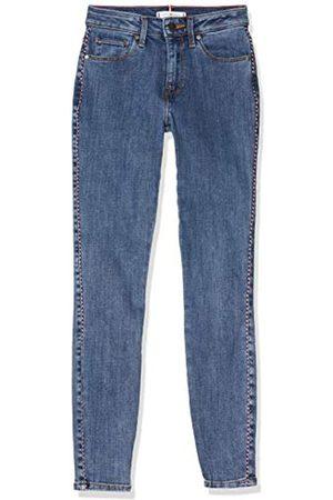 Tommy Hilfiger Women's Como Skinny RW Slim Jeans