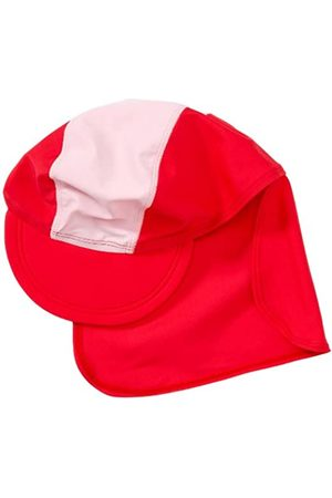Playshoes Girl's UV Protection Swim Cap, Sun Hat