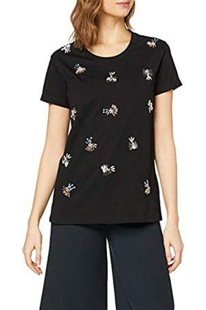 Silvian Heach Women's T-Shirt Blyde Kniited Tank Top