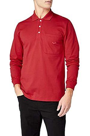Trigema Men's 621652 Polo Shirt, -Rot (Kirsch 036)