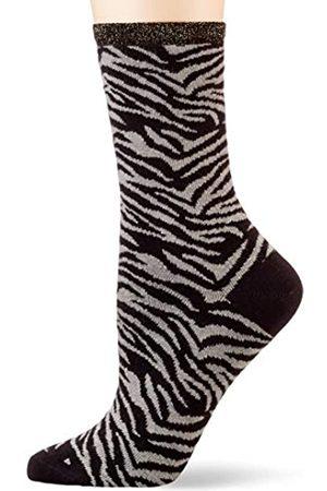 Hudson Women's Zebra Tights, 60 DEN