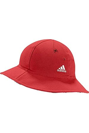 adidas Baby_Boy's Mv Spiderman Bu Hat, Multicoloured (rojact/ /Rojact)