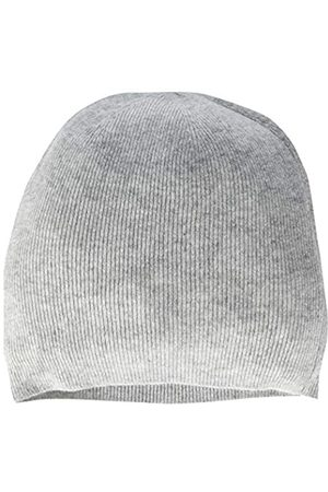 Buttoned Down 100% Premium Cashmere Jersey Beanie Cold Weather Hat