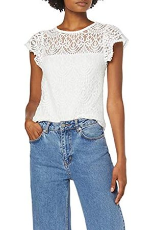 Dorothy Perkins Women's Angel Sleeve Lace Victoriana T-Shirt