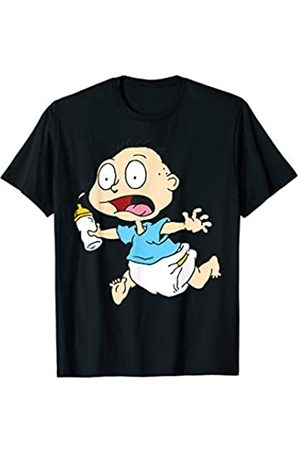 Nickelodeon Tommy Running Away With Milk Bottle T-Shirt