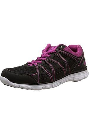 Kappa Women's Ulaker Running Shoes, Noir ( /Fushia)