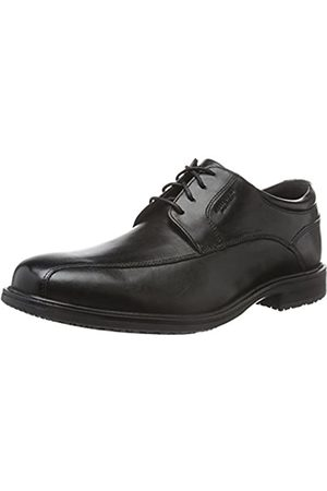 Rockport Men's Essential Details II Bike Toe Oxfords, ( Leather)