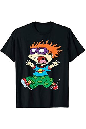 Nickelodeon Chucky Running Away Center Design T-Shirt